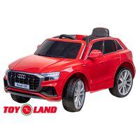 Джип Audi Q8 Красный краска