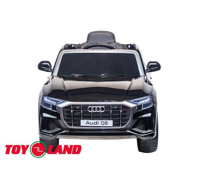 Джип Audi Q8 Черный краска