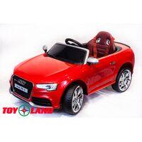 Автомобиль Audi Rs5 Красный
