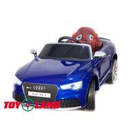 Автомобиль Audi Rs5 Синий краска