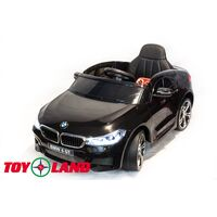 Автомобиль BMW 6 GT Черный