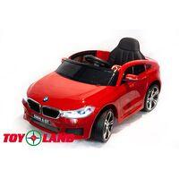 Автомобиль BMW 6 GT Красный краска
