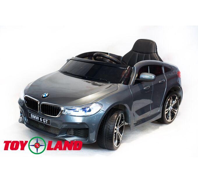 Автомобиль BMW 6 GT Серебро краска