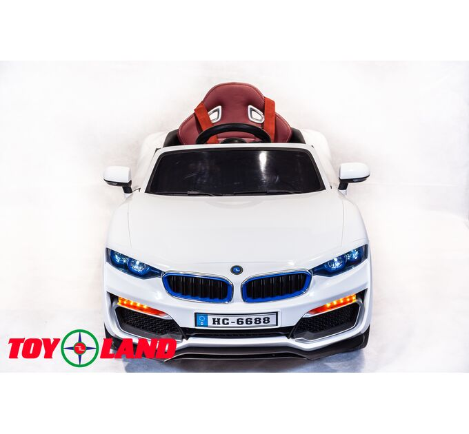 Автомобиль BMW HC 6688 Белый