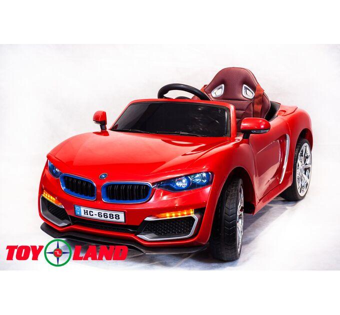 Автомобиль BMW HC 6688 Красный