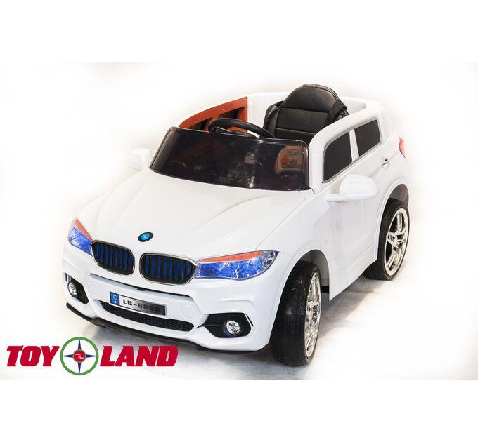 Джип BMW X5 Белый