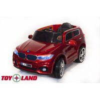 Джип BMW X5 Красный краска
