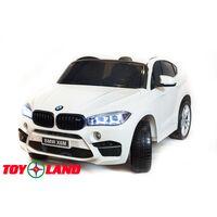 Джип BMW X6M mini Белый