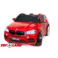 Джип BMW X6M Красный краска