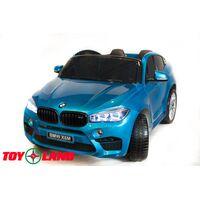 Джип BMW X6M Синий краска