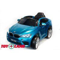 Джип BMW X6M mini Синий краска
