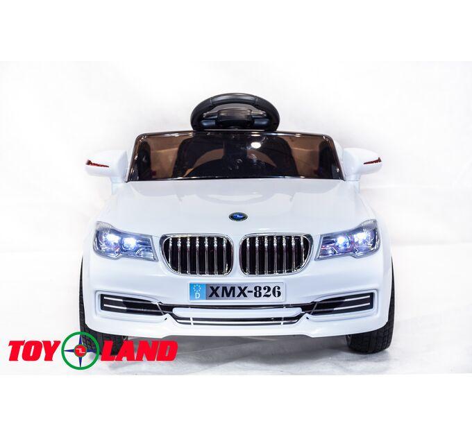 Автомобиль BMW XMX 826 Белый