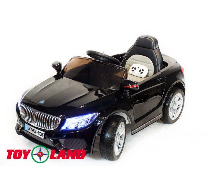 Автомобиль BMW XMX 835 Черный краска