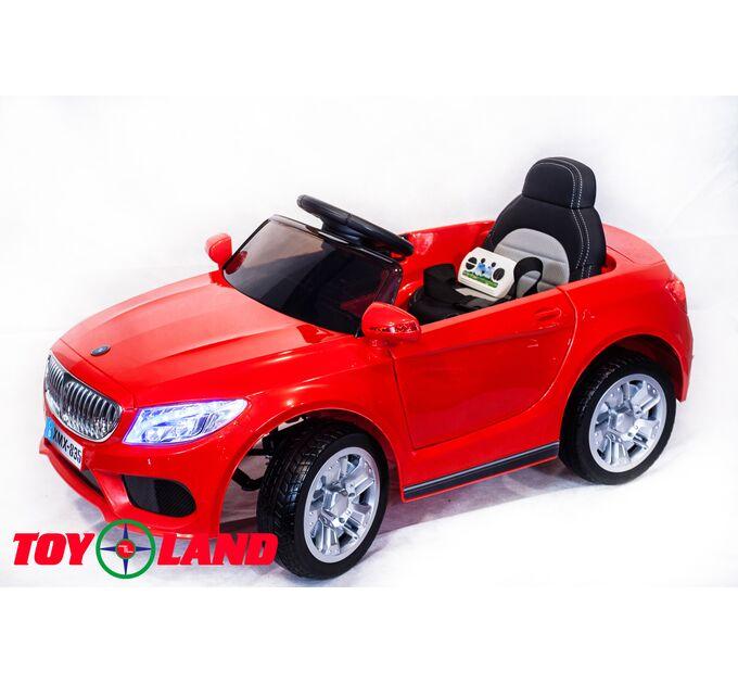 Автомобиль BMW XMX 835 Красный