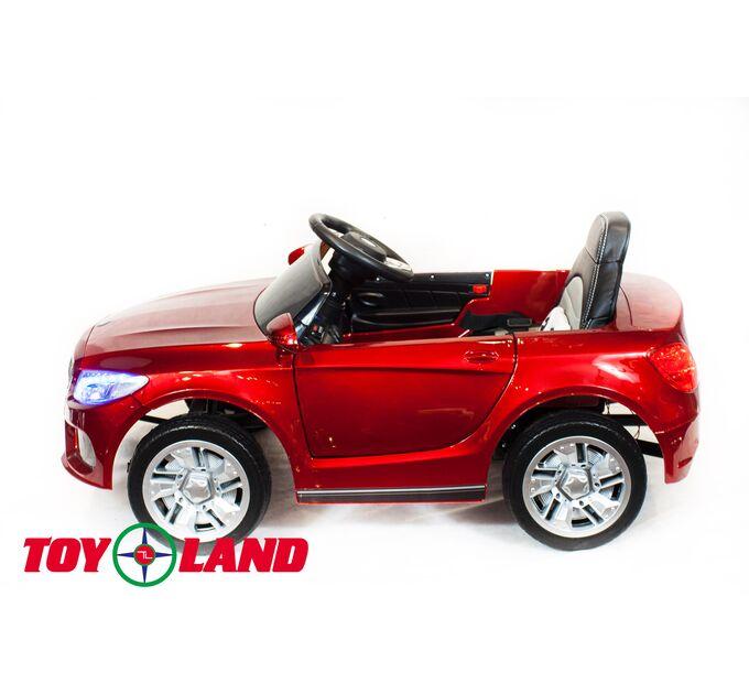Автомобиль BMW XMX 835 Красный краска