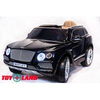Джип Bentley Bentayga Черный