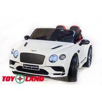 Автомобиль Bentley Continental Белый
