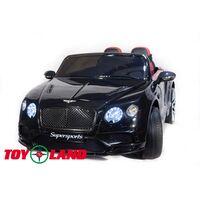 Автомобиль Bentley Continental Черный