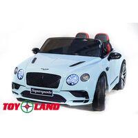 Автомобиль Bentley Continental Голубой краска