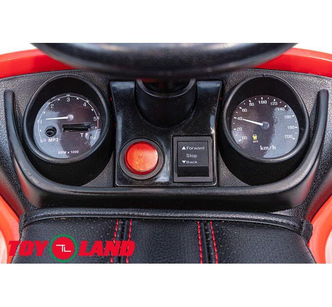 Каталка Ford DK-P01P Красный
