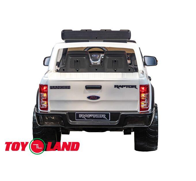 Джип Ford Raptor Ford Raptor белый