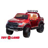 Джип Ford Raptor Ford Raptor красный краска