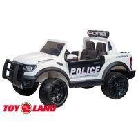Джип Ford Raptor Ford Raptor Police Белый краска