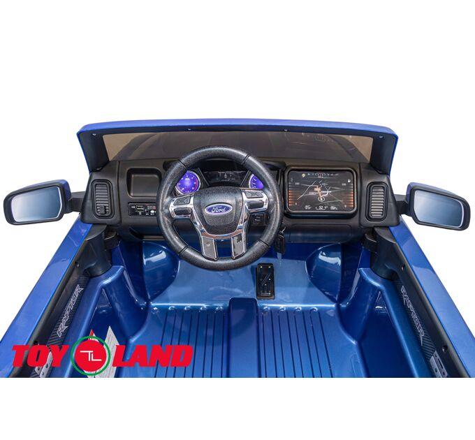 Джип Ford Raptor Ford Raptor синий краска