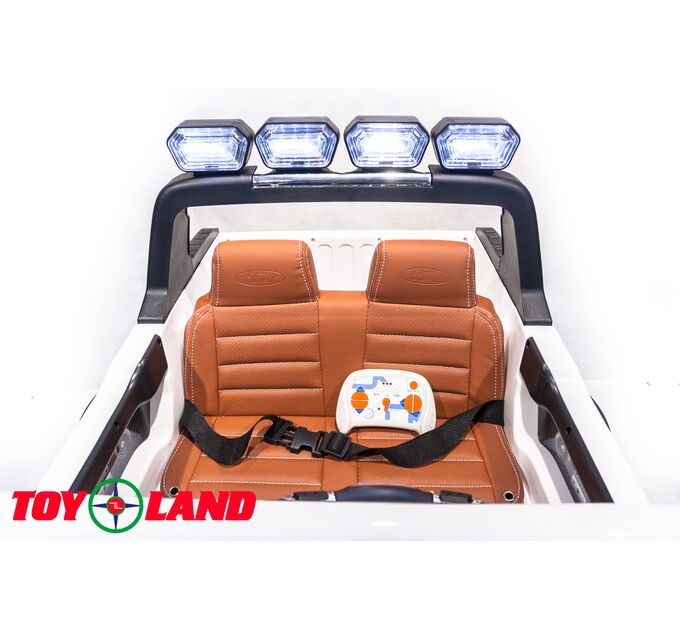 Джип Ford Ranger New 4х4 F650 Белый