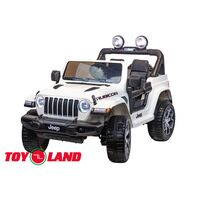 Джип Jeep Rubicon DK-JWR555 Белый