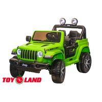 Джип Jeep Rubicon DK-JWR555 Зеленый