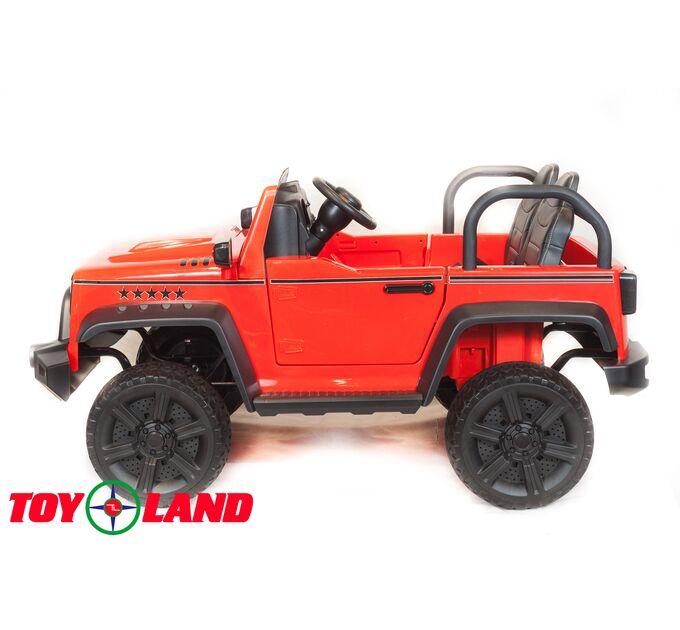 Джип Jeep 2.0 CH 9938 Красный