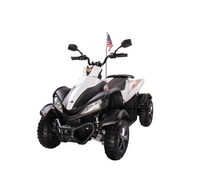 Квадроцикл 268А 10А Белый