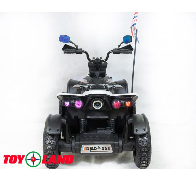 Квадроцикл 268B 10А Белый
