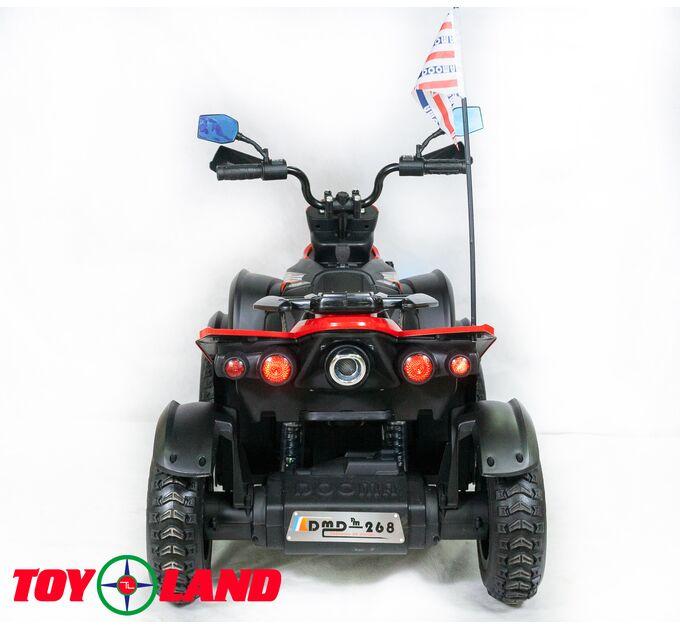 Квадроцикл 268B 10А Красный