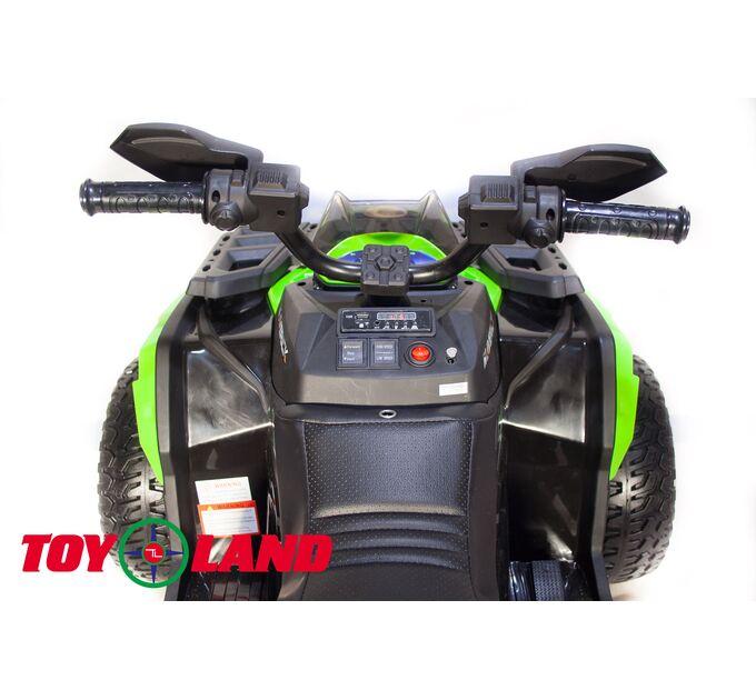 Квадроцикл BBH3588 4х4 Зеленый