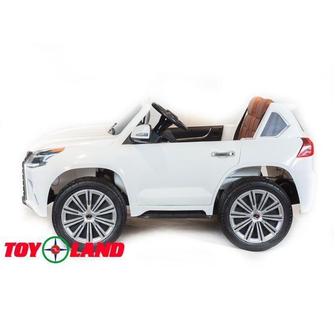 Джип Lexus LX 570 Белый