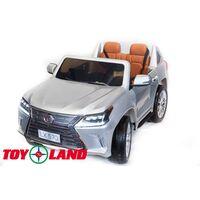 Джип Lexus LX 570 Серебряный краска