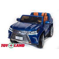 Джип Lexus LX 570 Синий краска