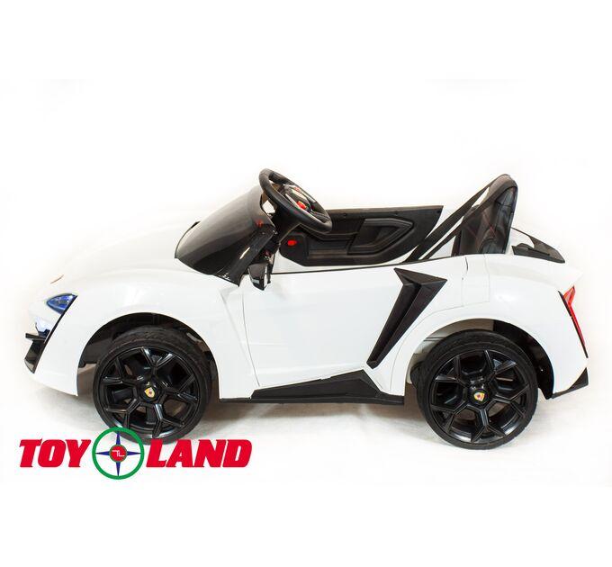 Автомобиль Lykan Hypersport 4х4 QLS 5188 Белый