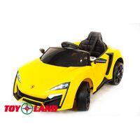 Автомобиль Lykan Hypersport 4х4 QLS 5188 Желтый