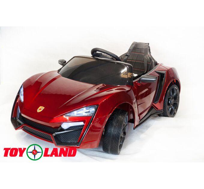 Автомобиль Lykan Hypersport 4х4 QLS 5188 Красный краска