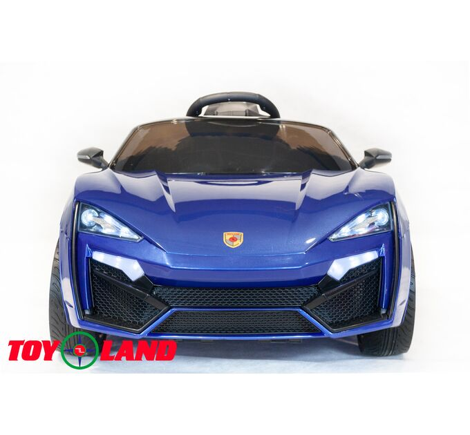 Автомобиль Lykan Hypersport 4х4 QLS 5188 Синий краска
