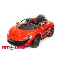 Автомобиль McLaren P1 Красный