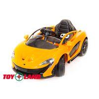 Автомобиль McLaren P1 Оранжевый