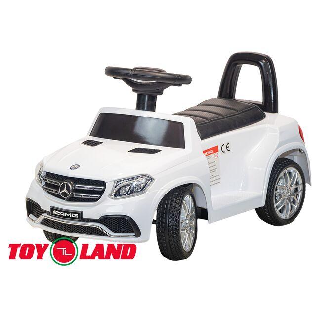 Каталка Mercedes-Benz GLS63 HL600 белый