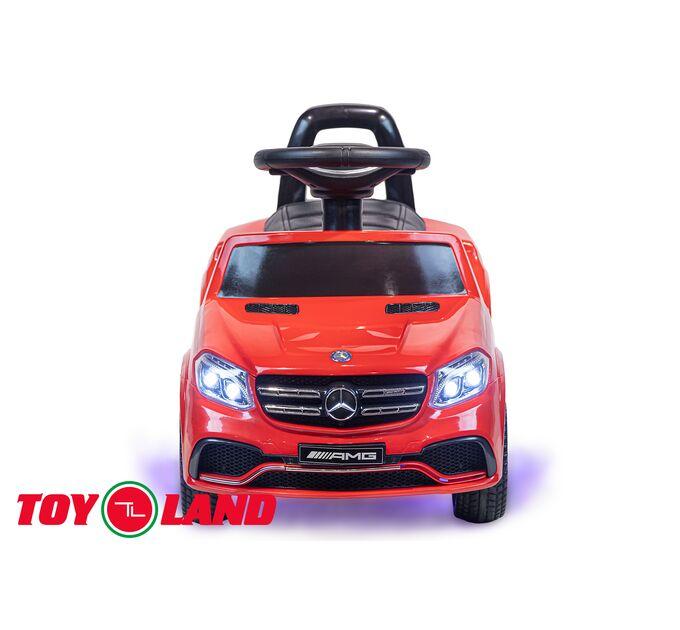Каталка Mercedes-Benz GLS63 HL600 красный