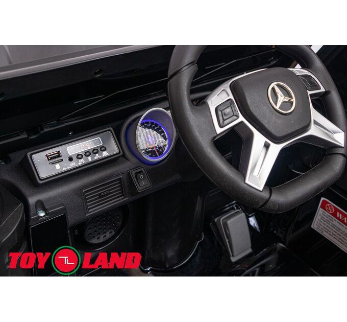 Джип Mercedes Benz Maybach Small G 650S Черный краска