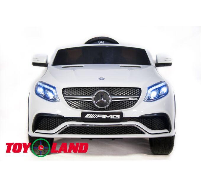 Джип Mercedes Benz GLE COUPE 63 Белый