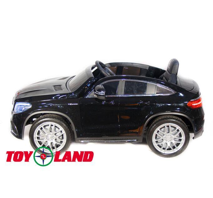 Джип Mercedes Benz GLE COUPE 63 Черный краска
